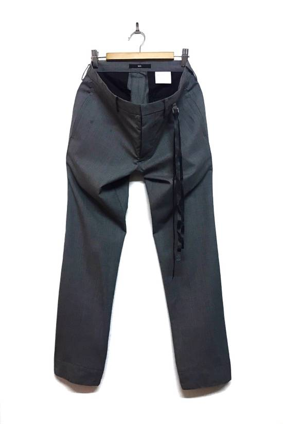 Julius S/S 2009 MA COLLECTION THIN WOOL JULIUS PANTS Size US 32 / EU 48