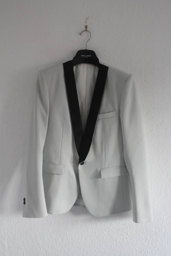 Balmain SS12 Shawl Collar Dinner Jacket Decarnin Size 48R
