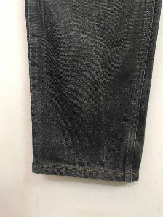 Givenchy Luxury Designer GIVENCHY PARIS Made in Tunisia Front Button Denim Jeans Size US 34 / EU 50 - 7