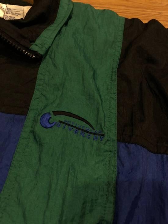 Givenchy Vintage Givenchy Activewear vintage 80's 90's color block windbreaker track jacket Size US L / EU 52-54 / 3 - 5