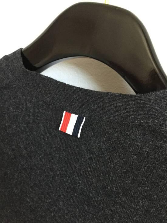 Thom Browne Brand New Cardigan Classic Dark Grey size 2 Size US M / EU 48-50 / 2 - 3