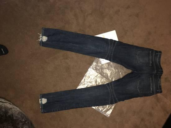 Balmain Blue denim Balmain Size US 31 - 1