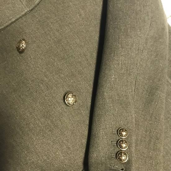 Balmain 11 FW Military high neck coat Size US M / EU 48-50 / 2 - 6