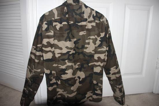Balmain Balmain Camouflage button up Size US L / EU 52-54 / 3 - 4