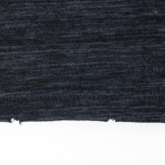 Balmain Gray Cotton Long Sleeve Crewneck T-Shirt Size XL Size US XL / EU 56 / 4 - 4