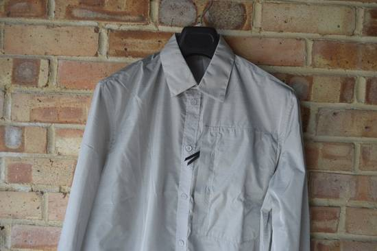 Givenchy Nylon Zipped Pocket Shirt Size US M / EU 48-50 / 2 - 4