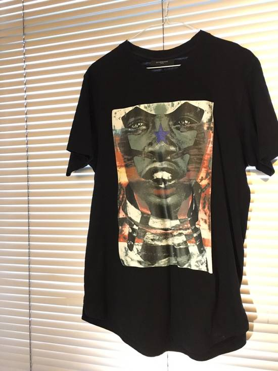 Givenchy Tribal Graphic T Shirt Size US XXS / EU 40