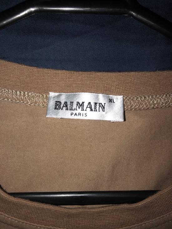Balmain Tan Balmain Shirt Brand New Size XL Size US XL / EU 56 / 4 - 1