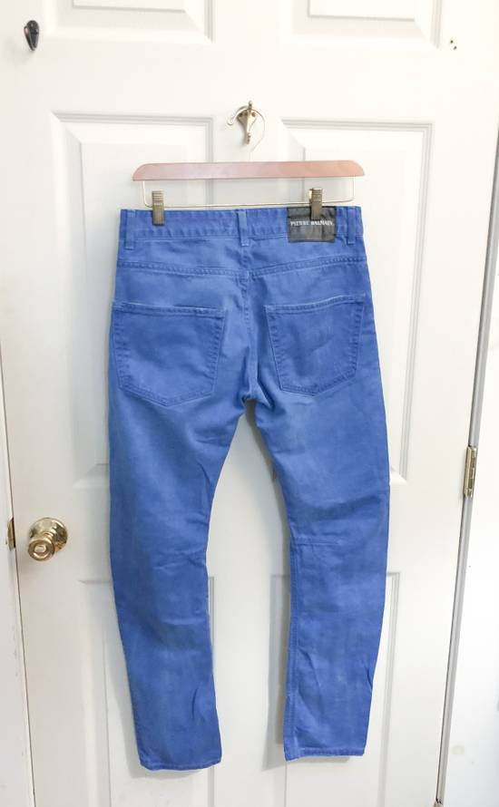 Balmain Royal Blue Slim Fit Jeans Size US 30 / EU 46 - 2