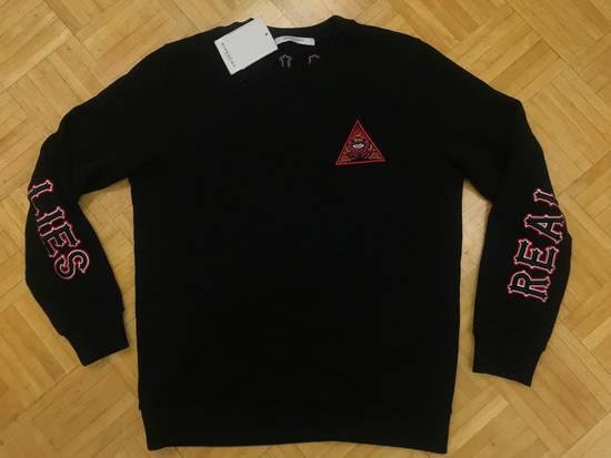 Givenchy Givenchy Real Eyes Sweatshirt Size US S / EU 44-46 / 1 - 1