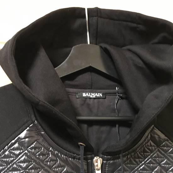 Balmain Balmain Black Hoodie Size US XL / EU 56 / 4 - 1