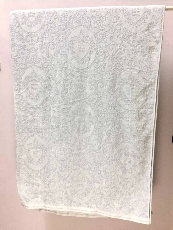 Givenchy Givenchy Ocean Blue Blanket Size ONE SIZE - 1
