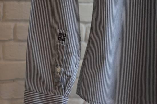 Givenchy Givenchy black and white pinstripe dress shirt Size US S / EU 44-46 / 1 - 3