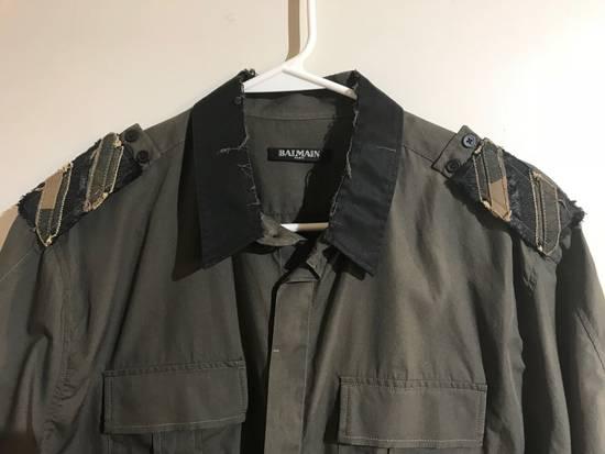 Balmain Military Shirt Size US S / EU 44-46 / 1 - 1