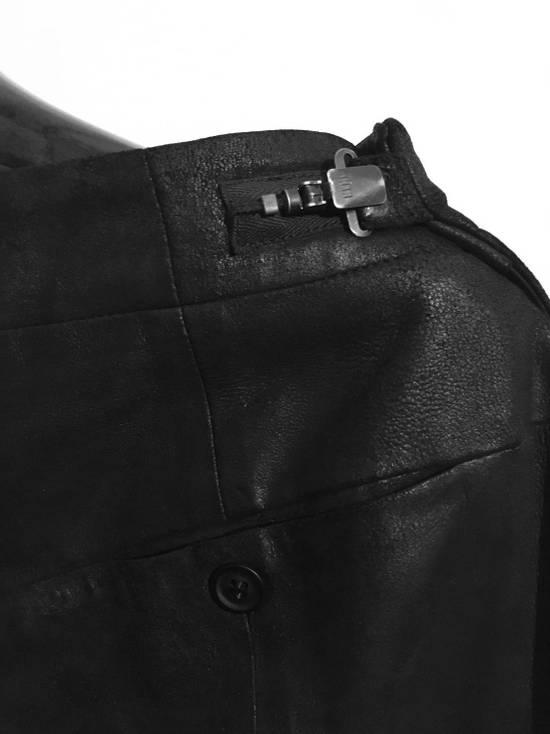 Julius Leather Shorts Size US 32 / EU 48 - 3