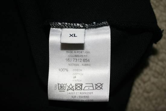 Givenchy Givenchy Black Piqué Jesus Polo Size US XL / EU 56 / 4 - 4