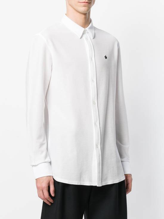Givenchy Star-embroidery shirt Size US XL / EU 56 / 4 - 1