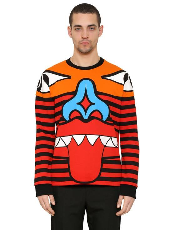 Givenchy Givenchy Totem Patchwork Cotton Multicolor $1340 Authentic Sweatshirt Size S Size US S / EU 44-46 / 1