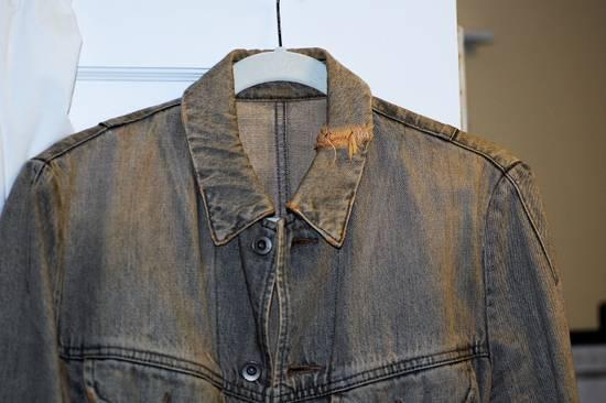 Julius Julius Underowrld S/S '07 Denim Jacket Size US M / EU 48-50 / 2