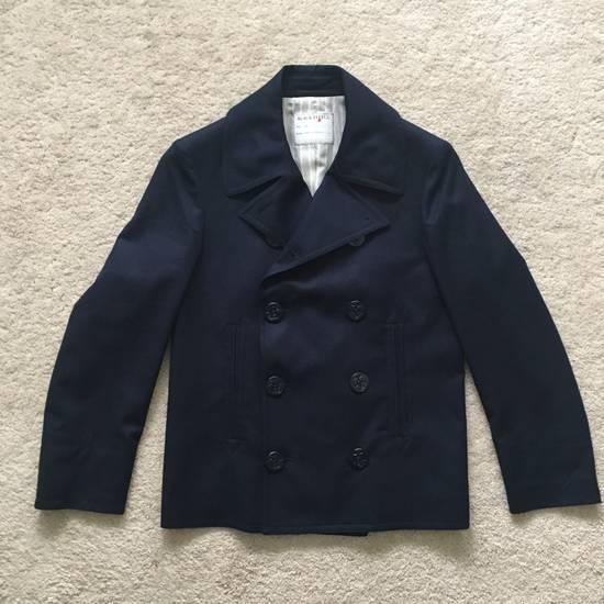 Thom Browne Black Fleece Modern Classic Peacoat Size US XS / EU 42 / 0