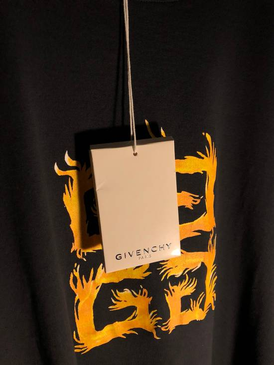 Givenchy Black Four G Tee Size US S / EU 44-46 / 1 - 1