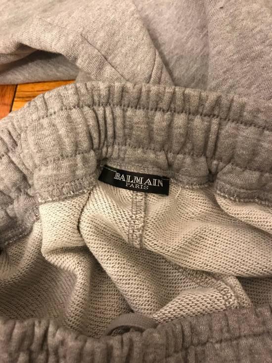 Balmain Balmain Grey biker sweatpants size M Size US 31 - 7