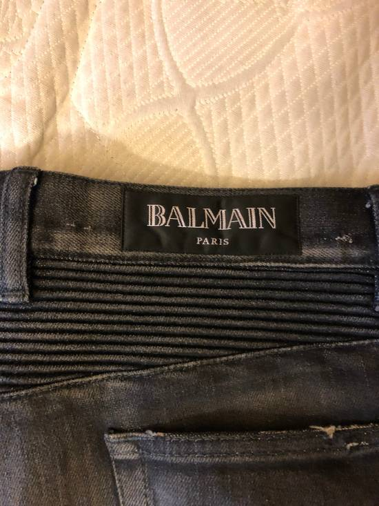 Balmain Biker jeans Size US 31 - 10