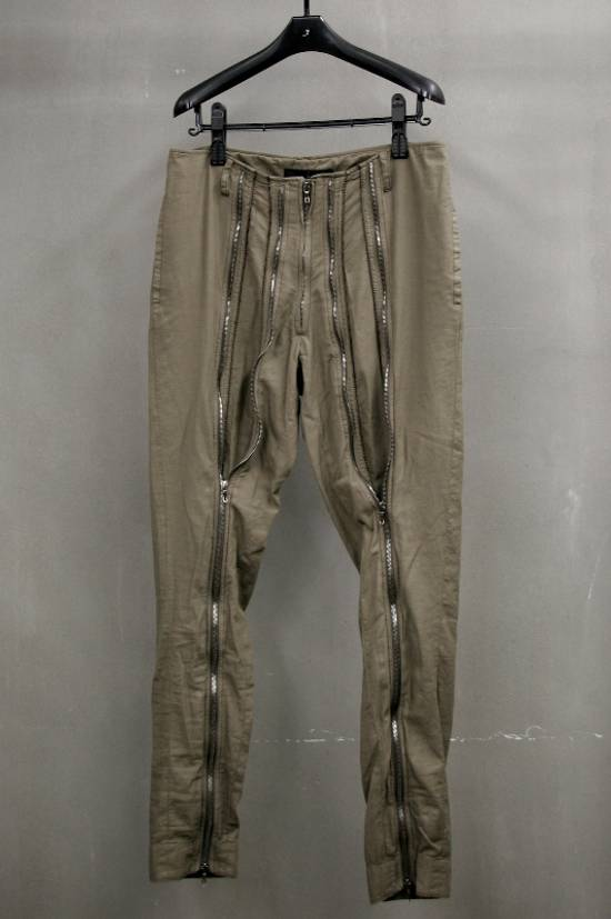 Julius SS10 Full Zip Narrow Flight Pants BNWT Size US 30 / EU 46