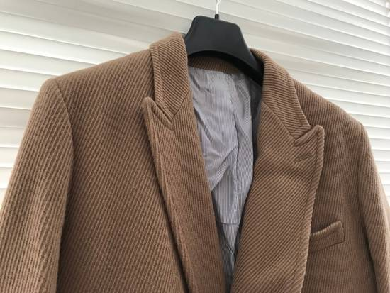 Band Of Outsiders Beige Double Breasted Coat Size US L / EU 52-54 / 3