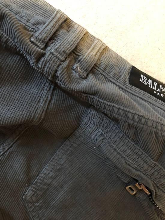 Balmain corduroy Trousers Size US 32 / EU 48 - 4