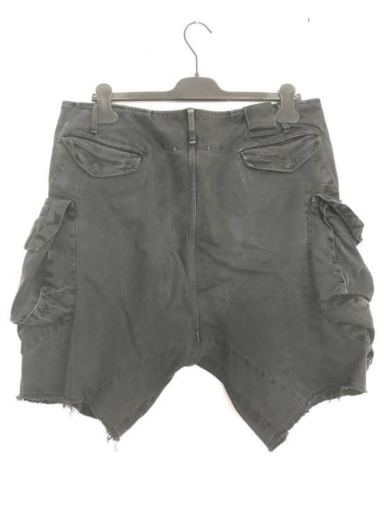 "Julius ""Glitch"" Gasmask Cargo Shorts SZ 4 Size US 36 / EU 52 - 1"