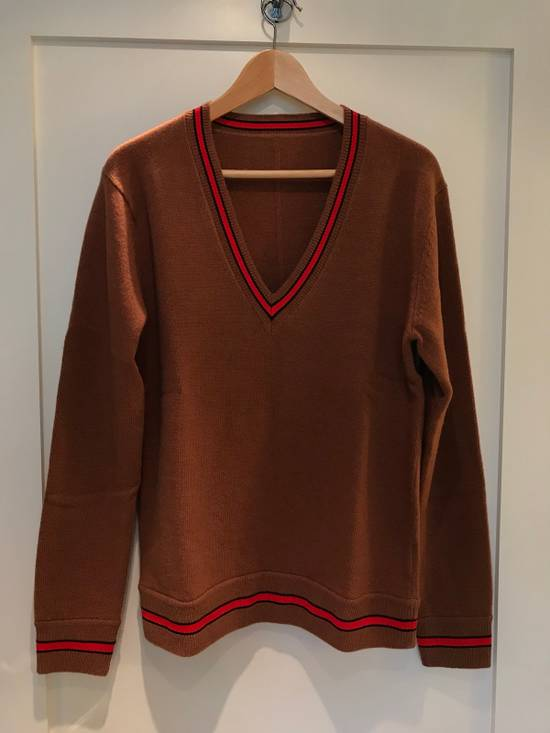 Givenchy Spring Sale!! Final Drop!! Givenchy Men's V Neck Wool Sweater Size US S / EU 44-46 / 1