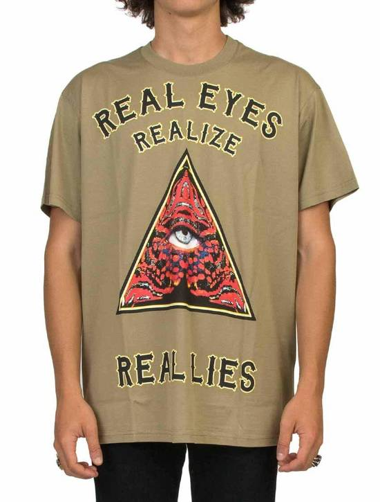 Givenchy Real Eyes Realize Real Lies Tee Size US M / EU 48-50 / 2
