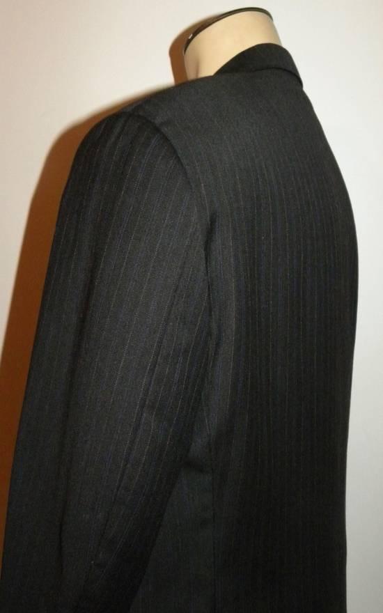 Givenchy Vintage Pin Striped Single Button Blazer Size 42R - 6