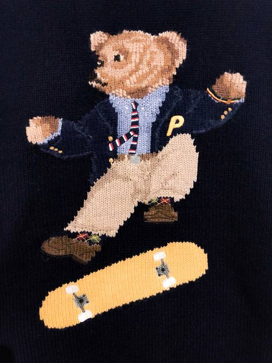 Polo Ralph Lauren Heelflip Teddy Bear Sweater Size US M / EU 48-50 / 2 - 1