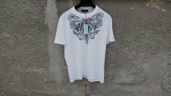 Givenchy $340 Givenchy Tattoo Honor Jersey Rottweiler Madonna Slim Fit T-Shirt size L (M) Size US L / EU 52-54 / 3
