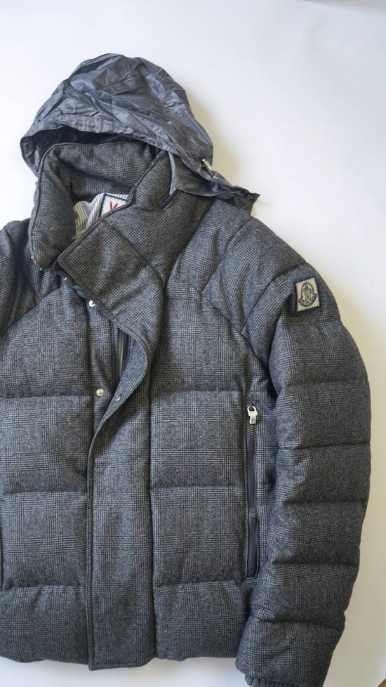 Thom Browne RARE COLLECTOR'S ITEM Gamma Bleu By Thom Browne Wool Glen Plaid Down Jacket Size US L / EU 52-54 / 3 - 4