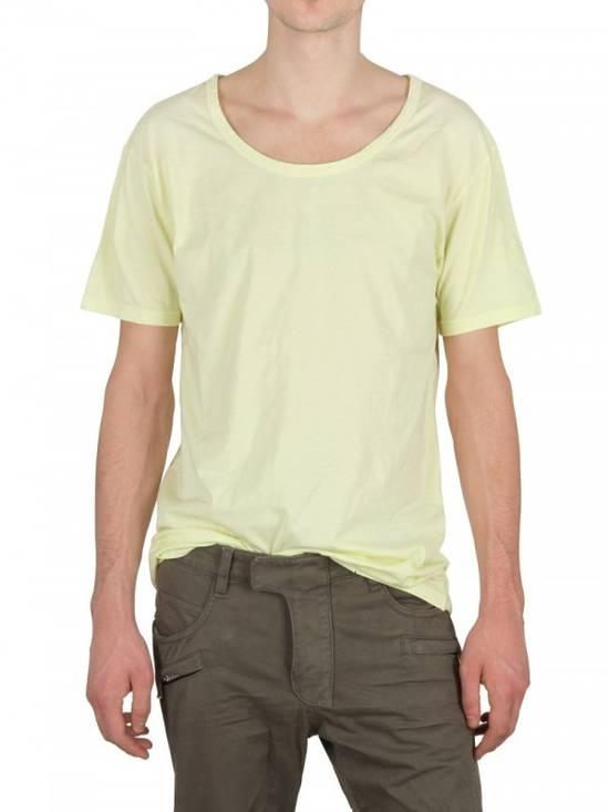 Balmain Yellow Distressed T-shirt Size US M / EU 48-50 / 2 - 1