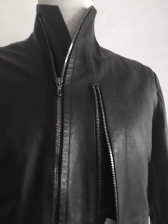 Julius FW2016 Julius Calf Leather Jacket Size US S / EU 44-46 / 1 - 5