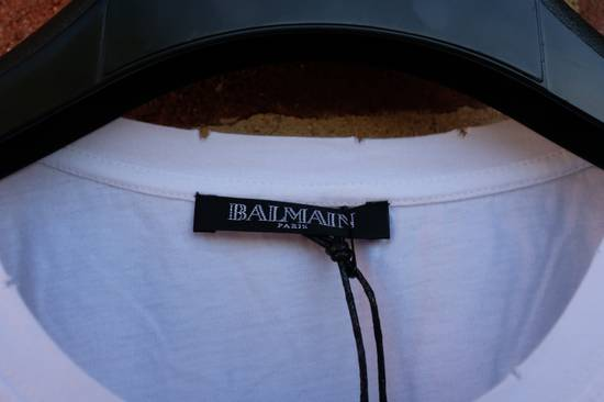 Balmain Buttoned Shoulder Long Sleeve T-shirt Size US M / EU 48-50 / 2 - 5