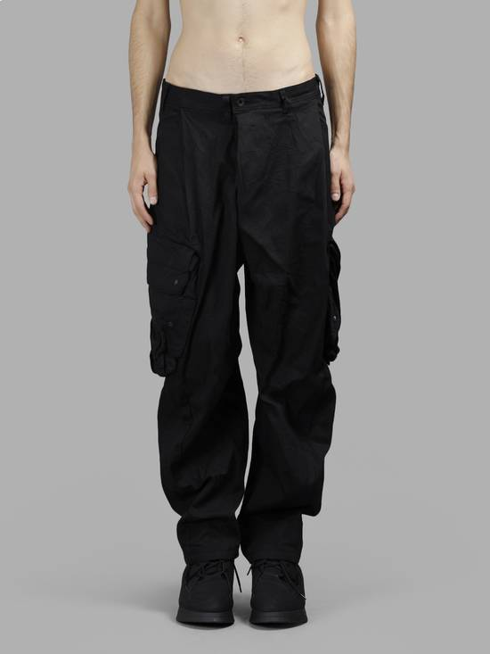 Julius NO MORE DROP, Black Gas Mask Cargo Pants SIZE 3 Size US 33 - 4