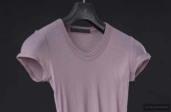 Julius destroyed cotton/silk rib tee 2010 mid summer Size US S / EU 44-46 / 1 - 5