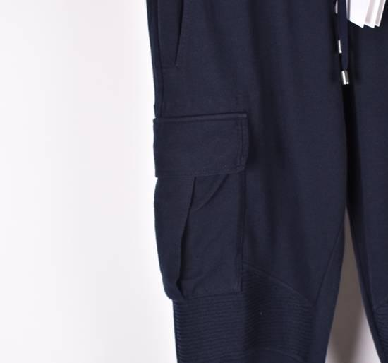 Balmain Paris Men Biker Style Cargo Sweatpants Trousers Size US 32 / EU 48 - 4