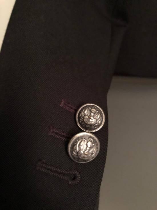 Balmain Balmain Jacket with satin lapel Size 50R - 3