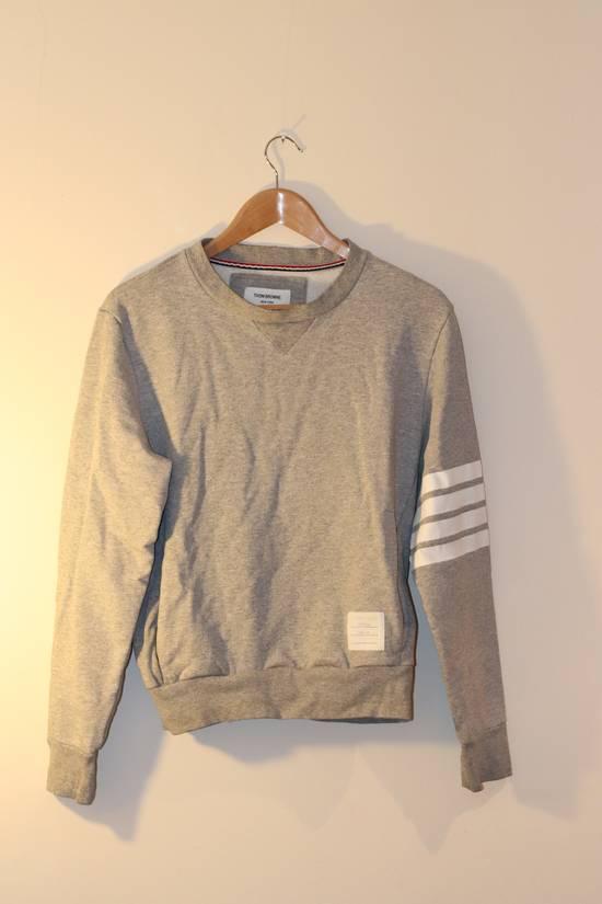 Thom Browne 4 Bar Sweatshirt Size US XS / EU 42 / 0