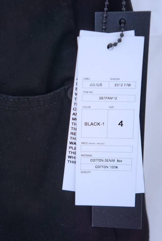 Julius New A/W 2012 Men's RESONANCE Skirt Jogger Trousers Sz 4 Size US 36 / EU 52 - 3