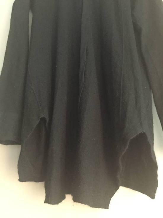 Julius Angora Wool Long Cardigan concealed placket Size US L / EU 52-54 / 3 - 7
