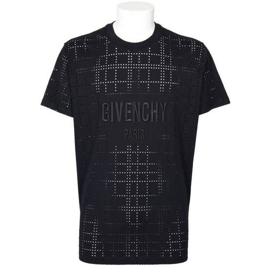 Givenchy BRODERIE ANGLAISE EFFECT T-SHIRT Size US M / EU 48-50 / 2