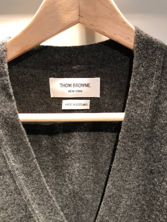 Thom Browne Thom Browne Men's Cashmere Vest Size US M / EU 48-50 / 2 - 2