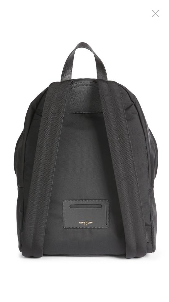 Givenchy Givenchy Shark Backpack Size ONE SIZE - 1